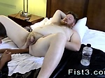 He fisting ass and cum gay Sky Works Brocks Hole with