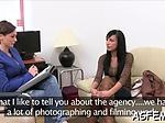 Amazing orgasms for female agent