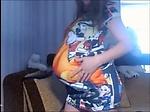 Pregnant Teen Solo