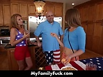 4th Of July Bbq Turns Into Step Sibling Fuckfest