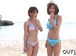 Sensual Aino Kishi demonstrates oral skills
