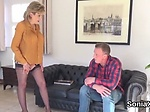 Unfaithful english mature lady sonia displays her huge