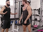 Colby Tucker and Max Adonis hardcor...