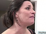 Chloe Scott taking care of her stepmoms bfs huge cock