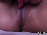 Voracious nymph enjoys a wild sex