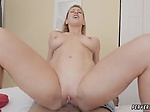 Babe gets fucked blowjob Cherie Deville in Impregnated