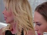 MILF Erica Lauren licks Carter Cruise wet pussy so swee