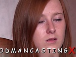 Anal sex with a casting agent
