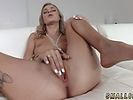 Teen fucks on camera first time Tiniest In The Agency